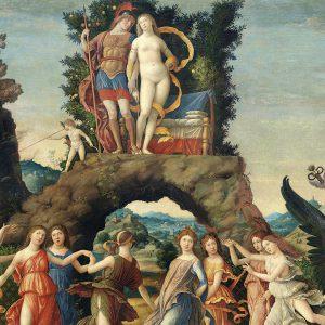 La Corte più invidiata d'Europa - Mantova - palazzo Te