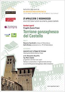 27 aprile - Redondesco - Torre del Castello