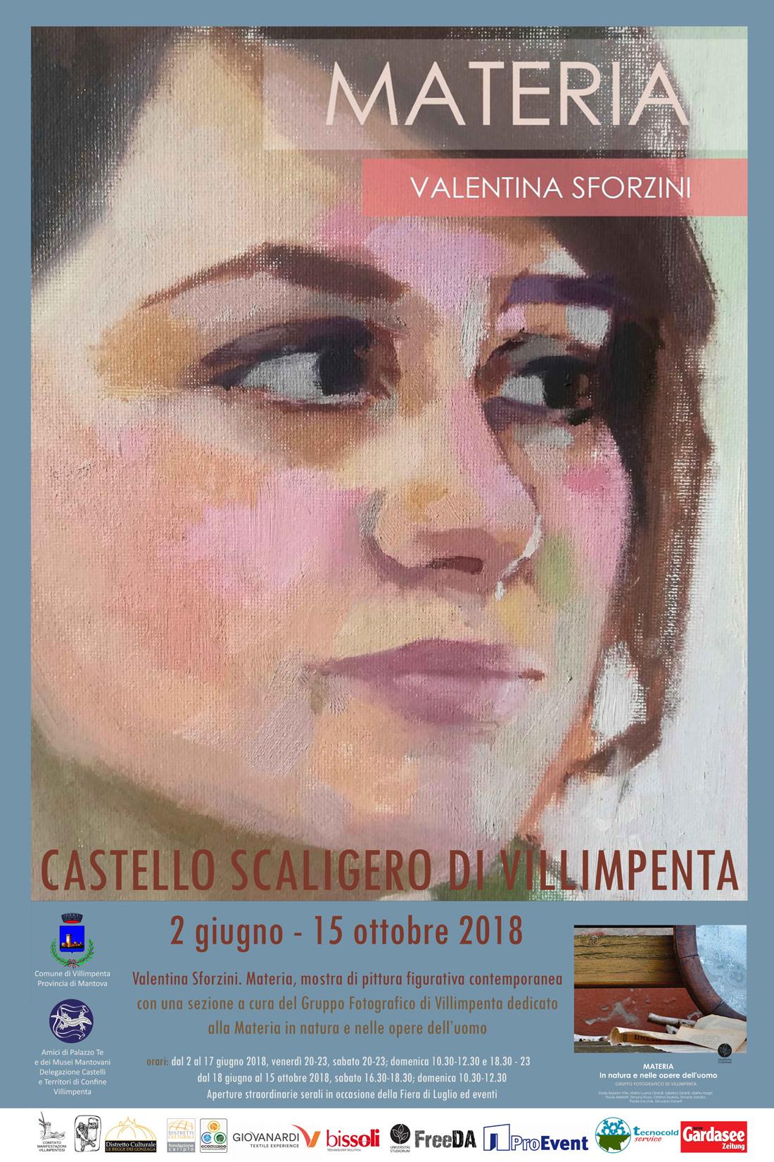 Materia | Valentina Sforzini