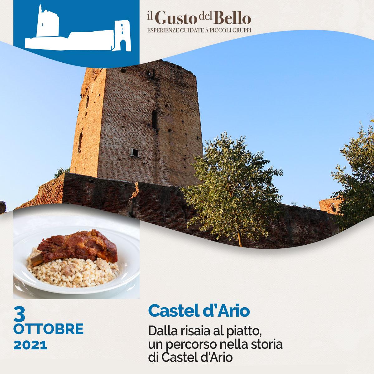 Castel d'Ario Il Gusto del Bello